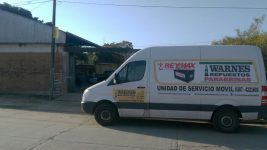Servicio movil en Oran