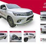Equipamiento Toyota Hilux