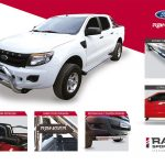 Equipamiento Ford Ranger