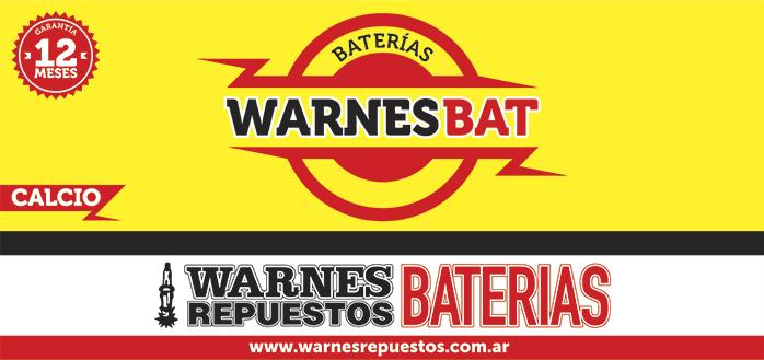 Baterías WARNESBAT