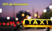 Promo taxi remis