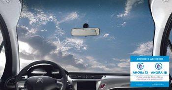 El parabrisas, clave para una conducción segura